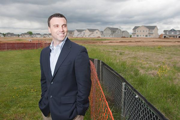 Greg Cannito is program director for Picerne Military Housing.