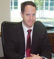 Matthew Holbrook, regional partner, St. John Properties, discusses the BRAC boom at Aberdeen Proving Ground in a videotaped interview at www.baltimorebusinessjournal.com.