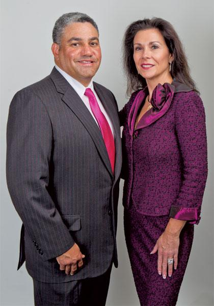 Tony and Kathleen Holland are founders of Global Premier Benefits.