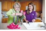 Aging baby boomers create boom in home health sector