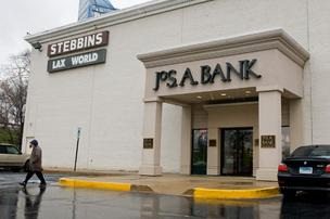 Jos. A. Bank Clothiers plans to open a new store in Raleigh.