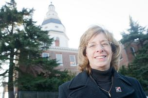 Kathleen T. Snyder leads the Maryland Chamber of Commerce.