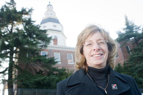 Kathleen Snyder has been president and CEO of the Maryland Chamber of Commerce since 1999.