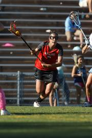 Katie Schwarzmann, a University of Maryland, College Park junior from Sykesville, received the 2012 Tewaaraton Trophy as the best female college player.
