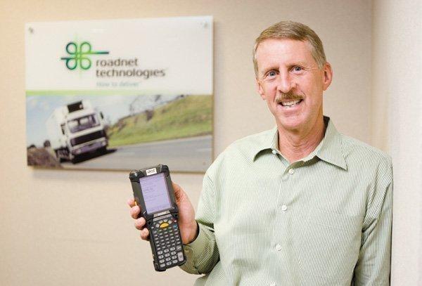 Len Kennedy, CEO of Roadnet Technologies, plans an acquisition spree.