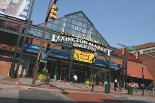 Baltimore's Lexington Market is being primed for a multi-million dollar renovation.