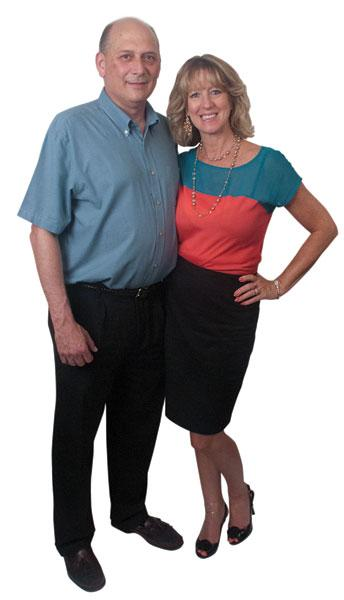 Steve and Carole Luber opened their Right at Home office in 2003.