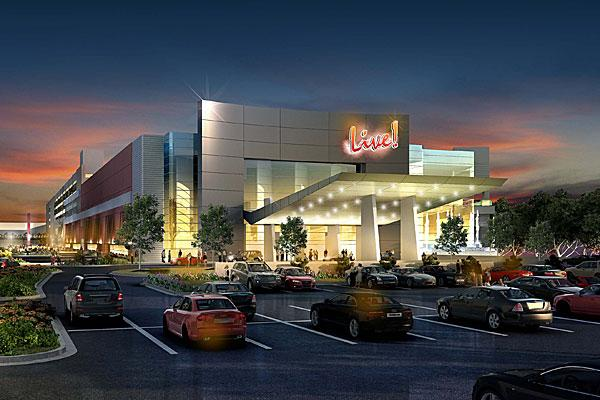 The Maryland Live! casino project at Arundel Mills will include a Bobby Flay restaurant, Cheesecake Factory and Ruth's Chris Steak House.