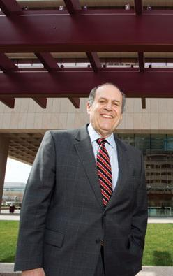 Robert A. Manekin thinks medical tenants will become bigger players in retail leasing.