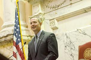 Gov. Martin O'Malley has included $1.5 million in his fiscal 2014 budget to study fracking.