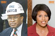 Mayor of Baltimore: 1997: Kurt Schmoke 2012: Stephanie Rawlings-Blake
