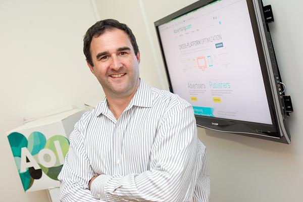 CEO Ned Brody is expanding Ad.com Group 's 95-member Baltimore team.