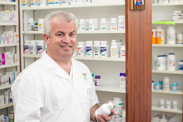 Neil Leikach offers classes designed to teach patients about the expanded role of pharmacists.