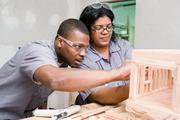 Lee Guy and Tiffani Riley are students at North American Trade Schools.