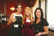 Susan Katz, CEO, The Growth Coach; Corbin Pickett, marketing intern, Visit Baltimore; Gina Ramsey, account executive, Adventure Web Productions.