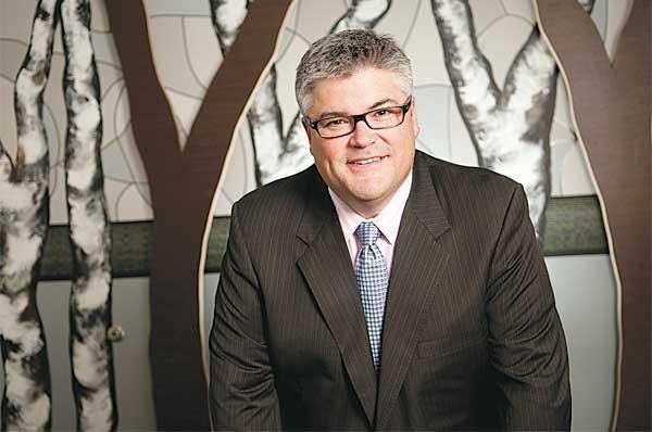 Millennial Media founder Paul Palmieri has stepped down as CEO.