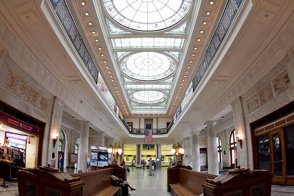Penn Station may become home to a new business accelerator.