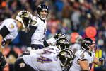 Joe Flacco's Super Bowl win delivers a touchdown for First Mariner