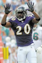 Baltimore Ravens highest-paid player: Ed ReedSalary: $7.2 million
