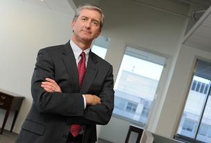 Richard Dumais is in charge of Brown Advisory's D.C.-area operations.