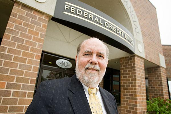 Richard Webb is CEO of Atlantic Financial Federal Credit Union in Hunt Valley.