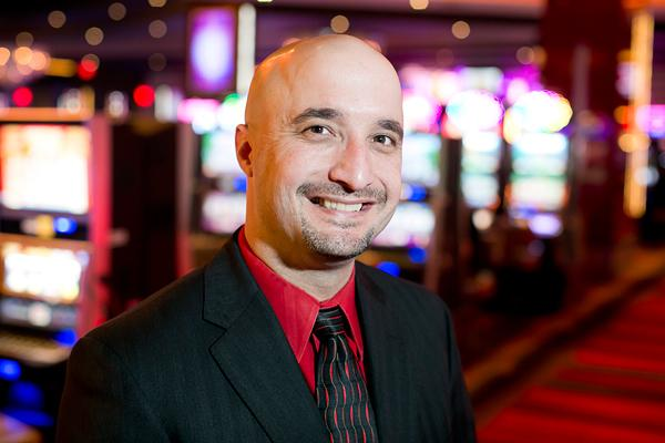 Robert Norton is the general manager of Maryland Live Casino.