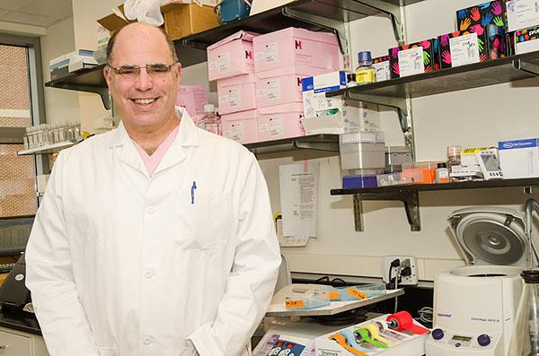 Scott Strome launched a biotech company with the help of the University of Maryland.