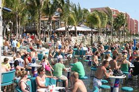 Seacrets is a popular Ocean City hangout.