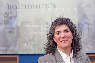 Sharon Webb was the top executive at the Greater Baltimore Technology Council for just one year.
