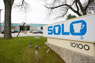 Solo Cup plant, the site of proposed Foundry Row, recently signed a lease to bring a Wegmans to Owings Mills.