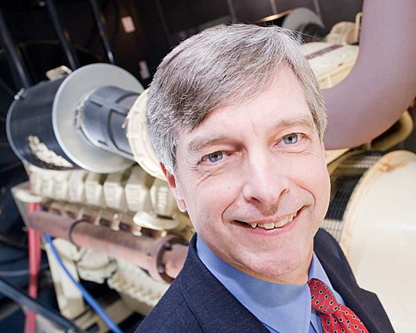 The Maryland Science Center's Van Reiner favors competition.