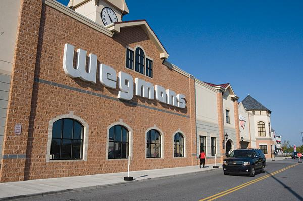 Wegmans is poised to open its Crofton store soon.