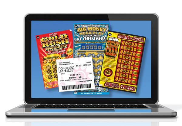 The Maryland Lottery is hoping to target younger gamblers by putting its games of chance online.