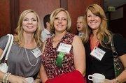 Jennifer Natoli, The Brick Companies; Joan Renner, The Brick Companies; Courtney Cober, The Brick Companies
