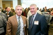 Ed Mullin, VP, Consulting Services, LCG; Dave Wade, Vice President, Operations, CTI