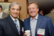 Doug Strouse, managing partner, Wexley Consulting; Tim Druzgala, COO, Global Data Source