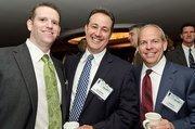 Adam Zarren, partner, Saul Ewing; Mike Brewer, director, Clearview Consulting, LLC; Jim Waller, partner, Biegel & Waller