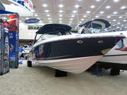 The 2013 Sea Ray 270 SLX is 28 feet, 6 inches and starts at $133,589.
