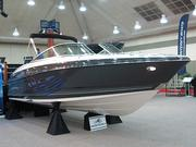 The Monterey 264 FS Bowrider is 26 fee, 9 inches and starts at $75,240.