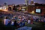 """The American Visionary Arts Museum will host its first outdoor movie of the summer, """"West Side Story,"""" July 11 to kick off its Flicks from the Hill series. The museum will show seven films throughout July and August at the Hughes Family Outdoor Theater on Federal Hill."""