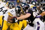 Photos: Ravens suffer 23-20 home loss to the Steelers