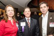 Stacy Fisher, Site Resources Inc.; Michael Fisher, Site Resources Inc.; and Larry Kraemer, Harkins Builders, Inc.