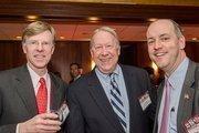Wade Walters, Atlantic Financial Federal Credit Union; Bill Sherman, Baltimore County Savings Bank; and Gregory Paranzino, Harbor Investment Advisory LLC.