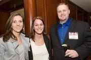 Kristen McGuire, Baltimore Collegetown; Darcy Accardi, Baltimore Collegetown; and Keith Tippett, Millenium Marketing Solutions LLP.