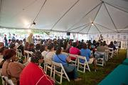 Nearly 20 authors have already signed on to speak at the 18th annual Baltimore Book Festival Sept. 27-29. The Mount Vernon Place event typically includes 200 authors speaking on eight stages, more than 100 exhibitors and booksellers, panel discussions and other literary sessions.