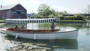 Williamsport in Washington County will begin offering boat tours on the C&O Canal in electric replica boats modeled after late 19th and early 20th century launch boats. The weekend tours will start Memorial Day weekend and run through August.