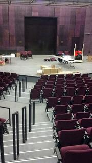 """Everyman Theatre will christen its new space with its inaugural performance of """"August: Osage County,"""" which opens Jan. 18. The play is set within a three-story set — a feature that never would have fit in Everyman's old space."""