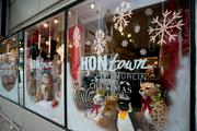 It's not a Baltimore Christmas without at least a quick visit to Hon Town in Hampden.