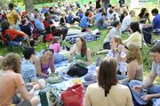 Scheduled for May 18-19 at Symphony Woods in Columbia, Wine in the Woods attendees can sample some of Maryland's finest wines while enjoying live music. The event is intended for people 21 and older.