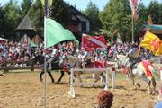 The 37th annual Maryland Renaissance Festival kicks off Aug. 24 and runs weekends through Oct. 20 in Crownsville. Set on 25 acres, the Renaissance fair is the second largest in the country.